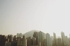 Second Home (James Banko Photography) Tags: city skyline hongkong cbd