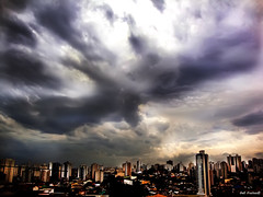 Shadow of the Colossus (Gall Freitas ) Tags: brazil sky cloud building rain good gal paulo so gall freitas mygearandme mygearandmepremium gallfreitas