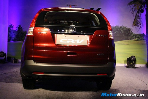 2013-Honda-CRV-Rear