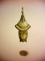 Floating vessel closeup (Alberto J. Almarza) Tags: art flying drawing floating levitation vessel anamorphosis anamorphic geometricart 3ddrawing aa13 vimana anamorphicart pittsburghartist anamorphicdrawing pittsburghart albertoalmarza albertojalmarza anamorphiclevitateddrawing pittsburghgeometricartwork