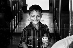 Cute Maldivian boy - Snapshoot (Lucie M. Photography & other way holiday Maldives) Tags: life travel boy vacation portrait people cute water colors smile ferry kids photoshop canon photography eos boat bottle child muslim violet adventure local maldives maldive malediven maldivian 60d malediwy maledivy paraidse
