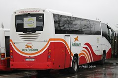 Bus Eireann SC325 (12D3404). (Fred Dean Jnr) Tags: dublin bus century coach scania buseireann irizar k340 february2013 sc325 12d3404 buseireannbroadstonedepot