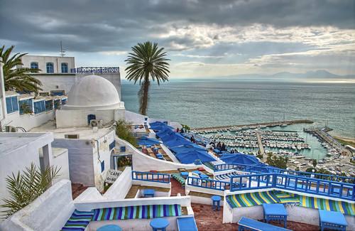 Sidi Bou Said, Tunis.