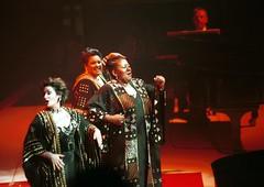 SA too at Royal Festival Hall London Celebrating the South African Freedom Day Sunday May 27 2001 023h Sibongile Khumalo Divas ok (photographer695) Tags: sa too royal festival hall celebrating south african freedom day may 2001 sibongile khumalo