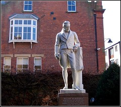 Statue of William Wilberforce ... (* Janets Photos *) Tags: uk christian hull museums eastyorkshire williamwilberforce