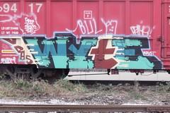 wyte (NorthOfNorth) Tags: graffititrain