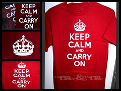 keep calm  (MnM1405) Tags:       keepcalmandcarryon