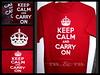 تي شيرت keep calm للتوصيل (MnM1405) Tags: جديد شباب جامعه هديه حب بنات keepcalmandcarryon صداقه بارتي تيشيرت