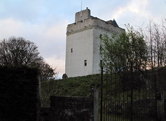 Law Castle 1 (TACT_Yesterd@ys) Tags: tower castle heritage history private yesterdays tact ayrshire northayrshire westkilbride lawcastle northayrshirecouncil yesterdys theayrshirecommunitytrust
