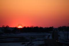 IMG_8837 (Steve Blum (Weather Weenies)) Tags: sunset crescentmoon panstarrs cometpanstarrs
