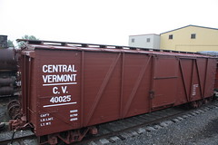 IMG_2937 (Cale Leiphart) Tags: railroad car train vermont box pennsylvania central rr strasburg 40025