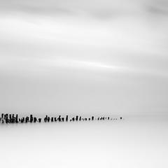 Hossegor Minimalism (La ventana de Alvaro) Tags: hossegor bn minimalism minimalista nd110 afiiae