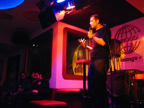 """The Heavy Comedy Show - Siroco - 20130305 • <a style=""""font-size:0.8em;"""" href=""""http://www.flickr.com/photos/93117114@N03/8564903639/"""" target=""""_blank"""">View on Flickr</a>"""