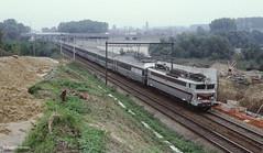 Lembeek, Eurocity (Ahrend01) Tags: sncf eurocity lembeek 40100