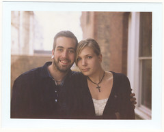 Trevor & Carley (jeremy pettis) Tags: camera polaroid 180 land packfilm polaroid180