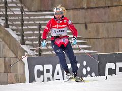 Therese Johaug Stockholm 2013-03-20 (Franz Airiman) Tags: winter snow ski norway norge cross sweden stockholm country royal palace norwegian crosscountry stan scandinavia gamla norska 2013 lngdskidor slottssprinten johaug theresejohaug