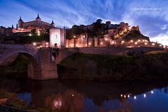 Toledo (David Azurmendi) Tags: travel david photography viajes toledo nocturna fotografia azurmendi dnazurmendi
