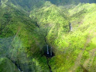 Hawaii Kauai Waimea Heli
