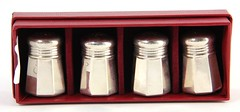 S6. Set of (4) Gorham Sterling Salt & Pepper Shakers