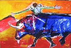 """2013b (Joachim Weigt) Tags: joachim acky weigt painting"""" acrylgemälde"""