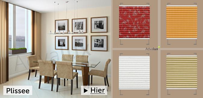 plissee faltrollo cool faltrollo klemmfix ohne bohren. Black Bedroom Furniture Sets. Home Design Ideas