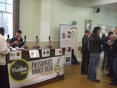Wharfebank Brewery at the 2012 North Leeds Charity Beer Festival (The Rotary Club of Roundhay) Tags: charity beer festival club north leeds rotary roundhay