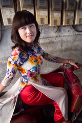 FGa-327 (panerai87) Tags: dorm vietnam tet saigon huong traditionaldress aodai 2013