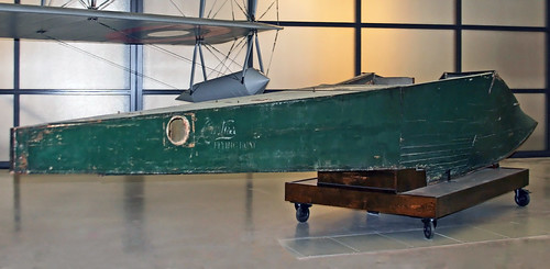 Curtiss Model E Flying Boat (Hull)