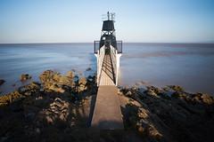 Portishead Bristol (yoJoebosolo) Tags: sea seascape bristol slow portishead slowshutter