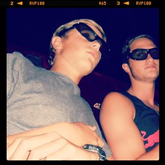 Siam Paragon for first ever 4D movie experience #GIJoe epic cineplex in #bangkok #movewiththemovie
