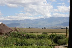 View from lunch (seagreenman) Tags: drakensberg