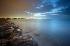 silent night (mhels_13) Tags: seascape philippines explore kuwait kuwaitnight pinoykodakero ramilsunga