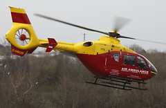 Air Ambulance G-HBOB (Explored) (John Ambler) Tags: life air ambulance explore helicopter newport isleofwight 24 bucks berks oxon airambulance medivac explored seaclose helimed ghbob helimed24 wwwtvacaaorg tvacaa