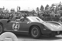 Ferrari 275 P at Sebring 1964 (Nigel Smuckatelli) Tags: auto classic cars race speed vintage classiccar automobile florida ferrari racing prototype hour passion legends vehicle autoracing 12 sebring sir endurance motorsports scuderia fia csi 1964 sportscar wsc heures world sportauto autorevue historic championship raceway louis sebringinternationalraceway sebringflorida 1964 legends gp oldtimersport ninovaccarella histochallenge manufacturers ludovicoscarfiotti gp ferrari275p sebring motorsports nigel smuckatelli galanos manufacturers the12hourgrind