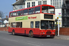 TM Travel Leyland Olympian 1114.J844TSC - Chesterfield (dwb photos) Tags: bus chesterfield leyland decker olympian 1114 tmtravel j844tsc