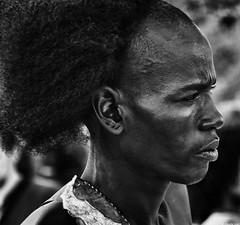 BESIDE YOU [Explore] (Claudia Ioan) Tags: portrait man blackwhite nikon uomo ethiopia ritratto biancoenero etiopia altuofianco besideyou omoriver claudiaioan
