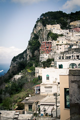 Hanging on Island of Capri