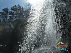 Cascada de la Mina del Mdico (Historia de Covaleda) Tags: espaa spain fiesta paisaje douro pinos soria historia pinar tradicion duero covaleda