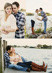 Laura & Bobby // www.DarlingJuliet.com (juliaarielle) Tags: beach photography florida grove south pineapple juliet darling delray engagements