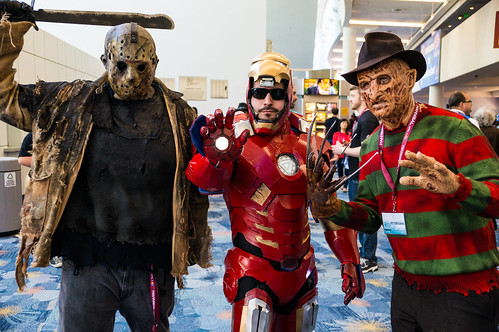 Jason, Tony, and Freddy