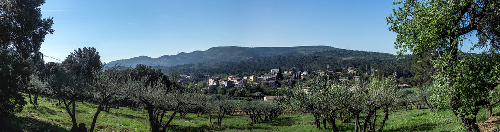 Panoramique paysage