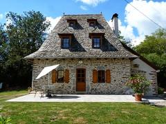 Le Cantal'houx - Extérieur