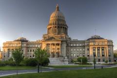 Idaho State Capitol Building, Boise ID (PhotograTherapy (James Edmondson)) Tags: boise idaho idahostatecapitolbuilding capitols capitals statecapital