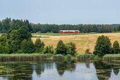 SA133-004 by arkadiusz1984 - 27.07.2016   Starogard Gdański - podg. Zblewo   PRZEWOZY REGIONALNE  rel. Malbork - Chojnice