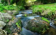 HDR (jaylvis29) Tags: courant riviere pose longue exposure paysage landscape river calme petit pont rochers roc