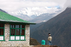 Khumbu (wronskydk) Tags: nimawanuychusherpa namgelsherpa namchebazar khumbu nepal