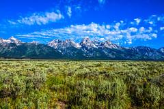 Grand Teton National Park (ma vie en rouge) Tags: wyoming grandtetonnationalpark