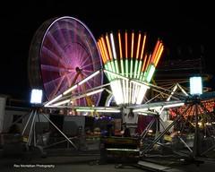 CNE 2016 (Rex Montalban Photography) Tags: rexmontalbanphotography toronto cne night lightstreaks