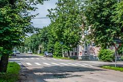 Старая часть Великого Новгорода