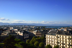 Genve (JBGenve) Tags: genve geneva suisse switzerland jetdeau ville city sky ciel lac lake